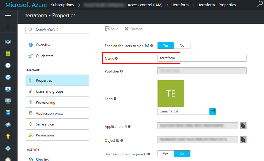 Azure RM OAuth2 with Powershell